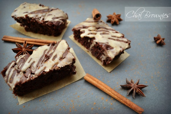 Chai Brownies1